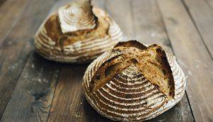 Einkorn Sauerteig Brot