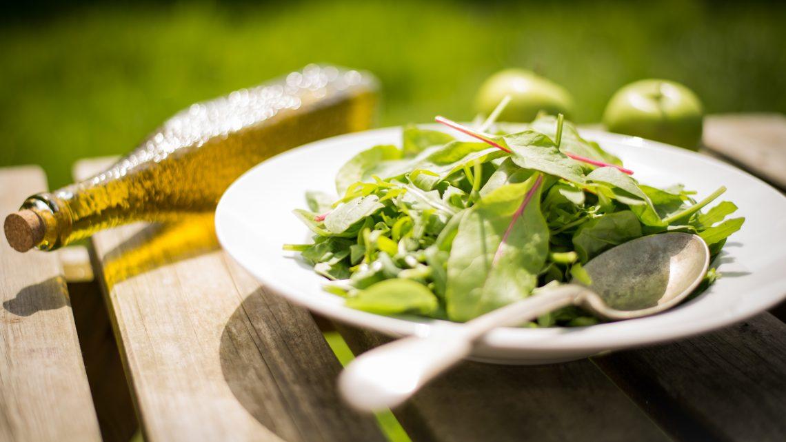 Wassermelonen-Feta-Salat