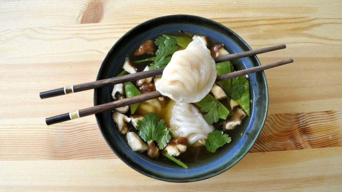 Dumplingsuppe