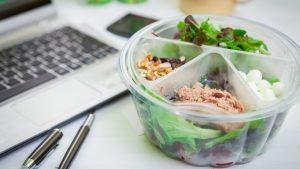 Lunch Box für die Mittagspause