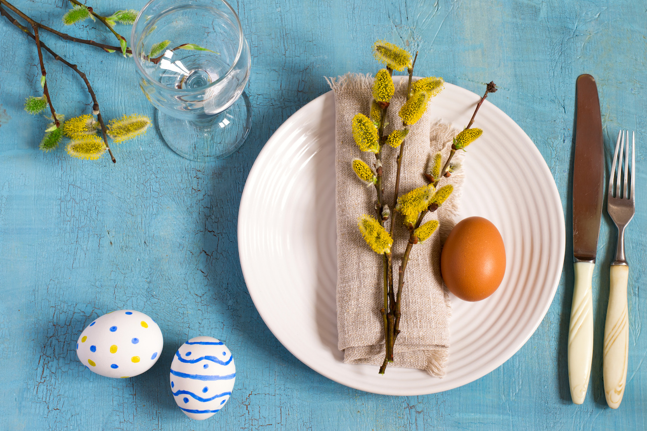 gesundes ostern tipps f r die frische feiertagsk che koch mit. Black Bedroom Furniture Sets. Home Design Ideas