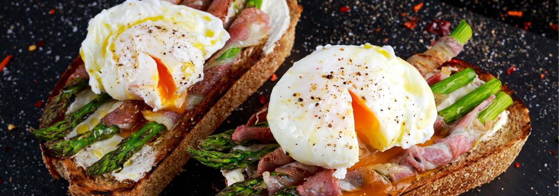 Pochierte Eier: So gelingen sie jedem