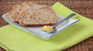 Brot mit Ghee
