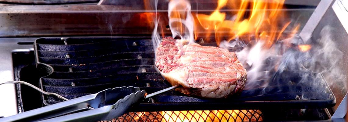 Das Perfekte Steak Grillen So Geht S Koch Mit