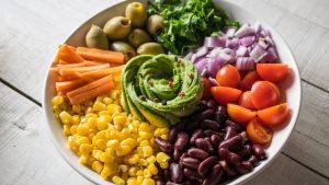 Gesunde Abendessen zum Abnehmen in Mexiko
