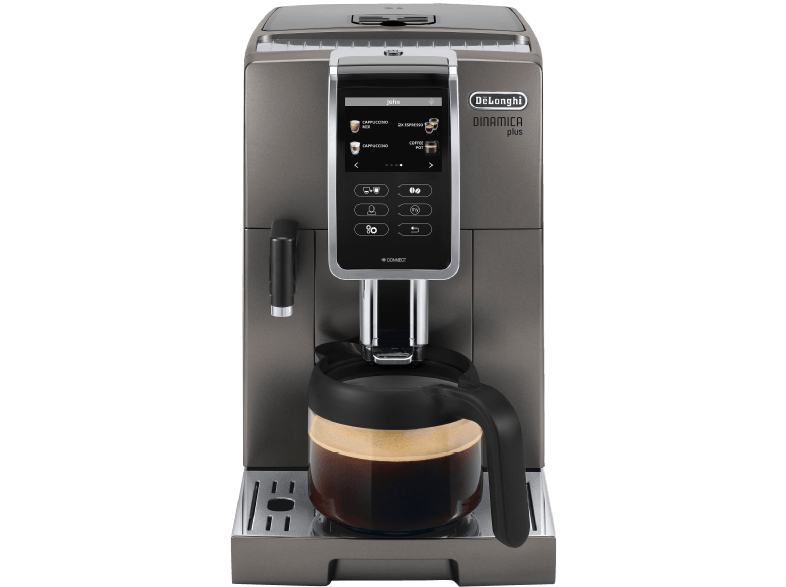 DeLonghi_Dinamica_Plus_Kaffeevollautomat