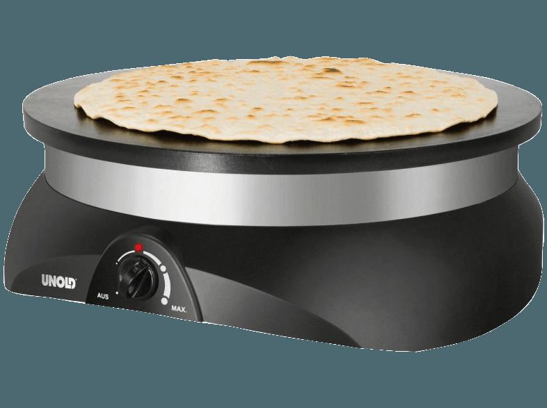 UNOLD-48155-Crepesmaker--Profi-Crepesmaker-Schwarz