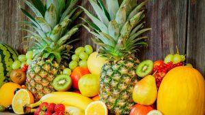 Suedfruechte und Zitrusfruechte