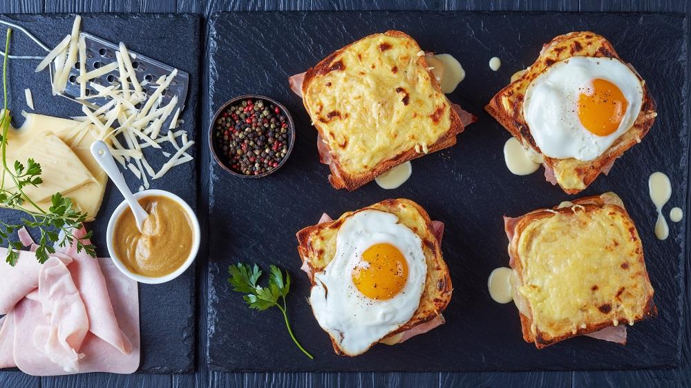 Kreative Toast-Rezepte