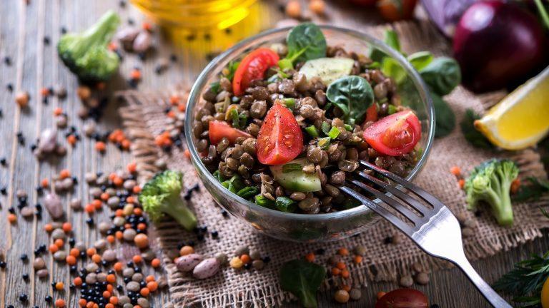 Meal Prep vegetarisch