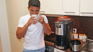 Buckingham Kaffeemaschine von Russell Hobbs