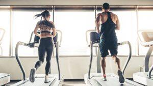 Laufen verhilft zum maximalen Fettabbau