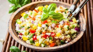 Meal Prep Quinoa