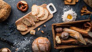 Brot, Broetchen, Baguette selbst gemacht