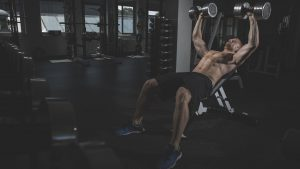 Muskelaufbau mit Hanteltraining