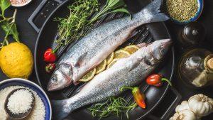 Eisenquelle Fisch