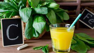 Eisen Vitamin C