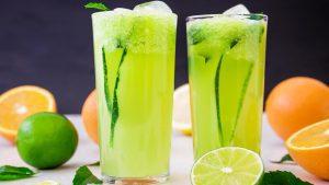 Limonade Gurke