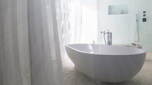 Ein Bad entspannt