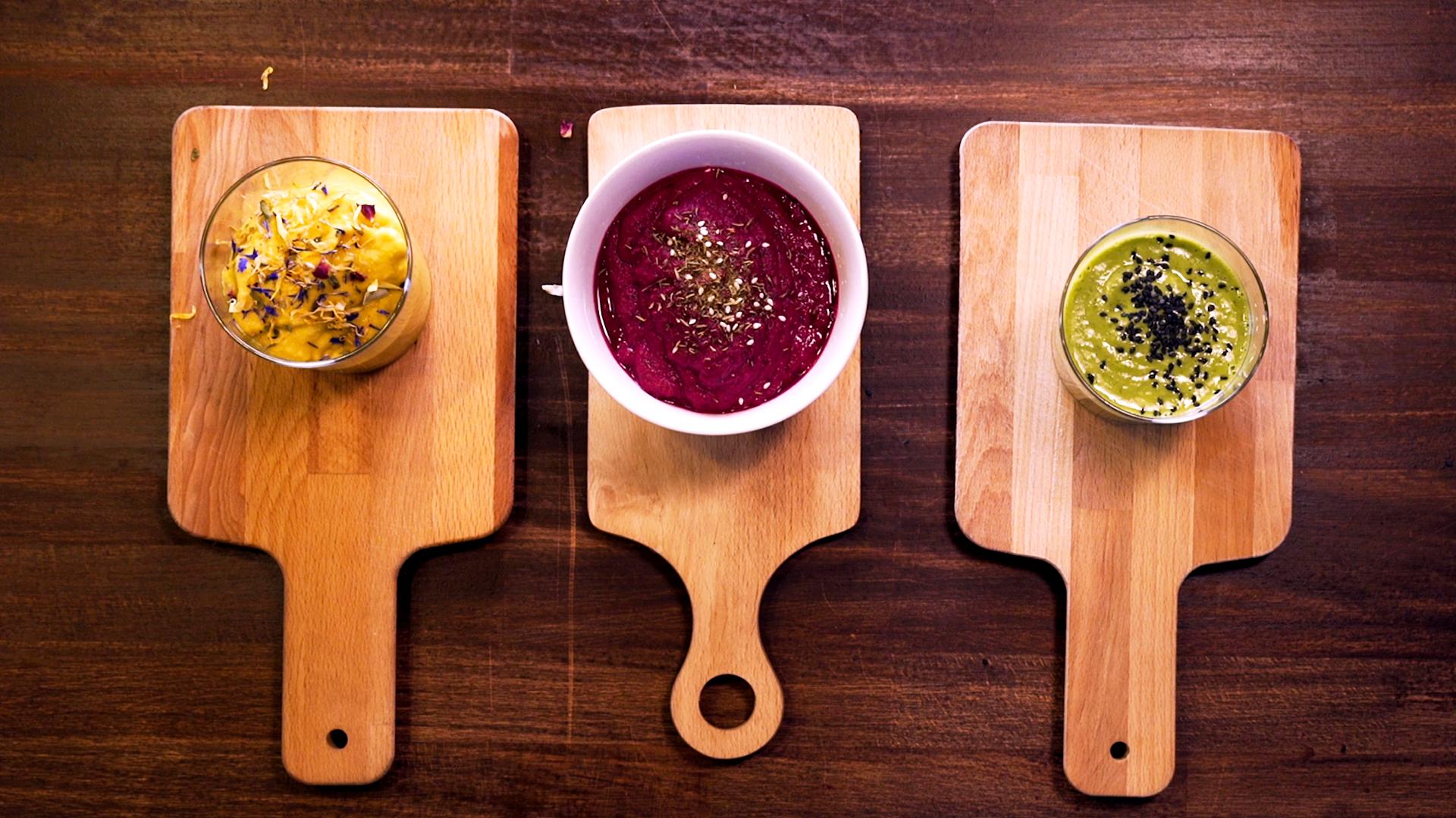 Rote-Bete-Hummus