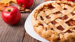 Apple Pie Erntedank