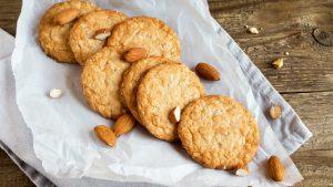 Mandel Erdnuss Keks