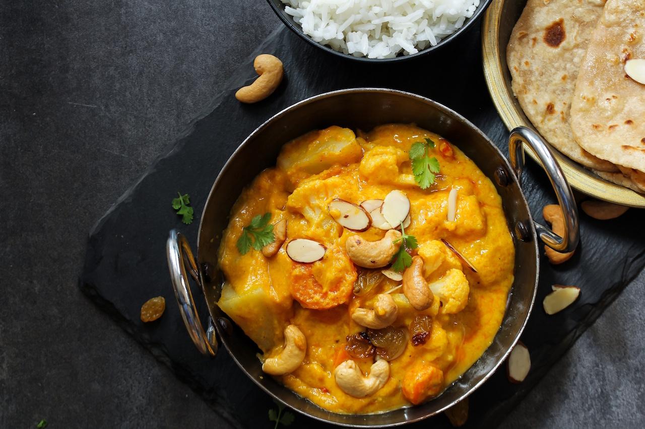 Nussig: Cashew-Curry