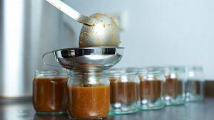 Gulasch mit Schnellkochtopf einkochen