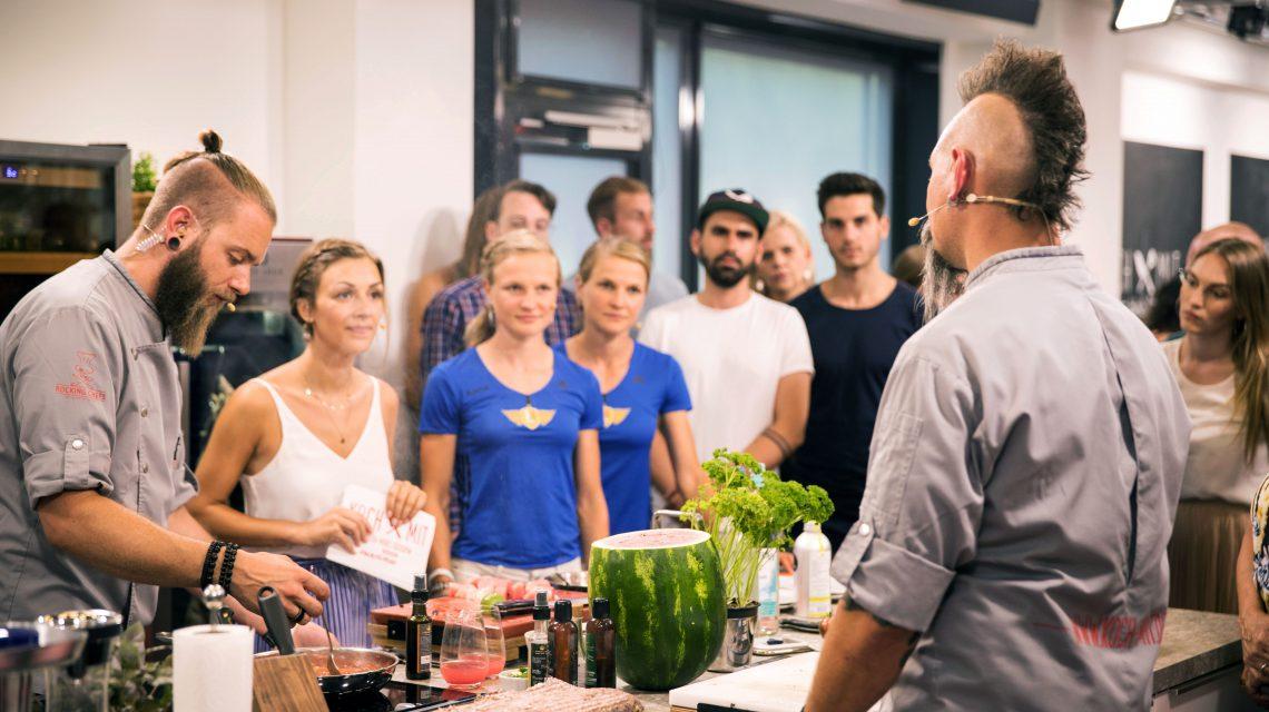 Media Markt Kochshow