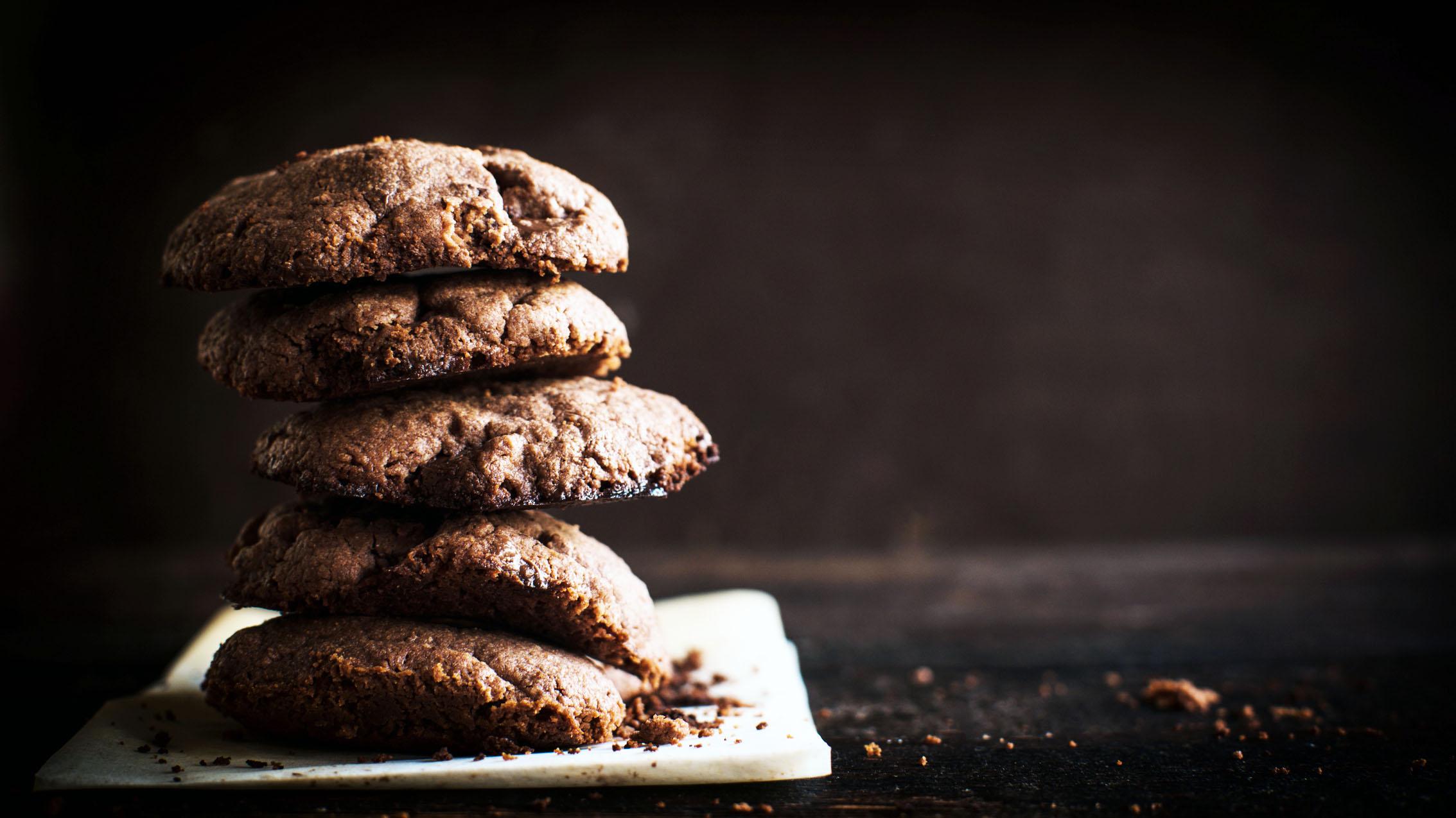 Mehlfreie Cookies