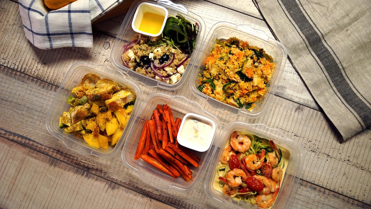 Meal Prep Einfache Low Carb Rezepte Zum Mitnehmen Koch Mit