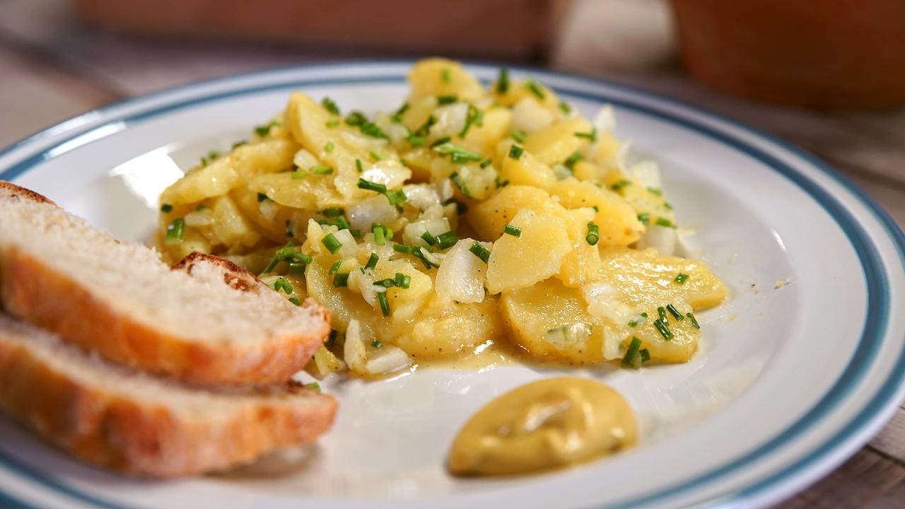 Kartoffelsalat Quer Durch Die Republik 4 Regionen Und Ihre