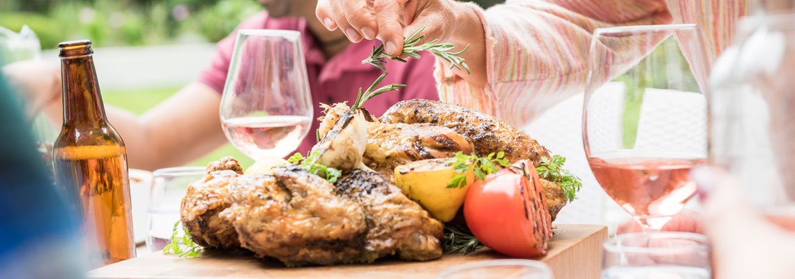Kräuter-Tipps zum Grillen