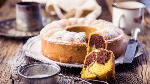 Zeit Fur Guten Kuchen Backen Ohne Fett Koch Mit