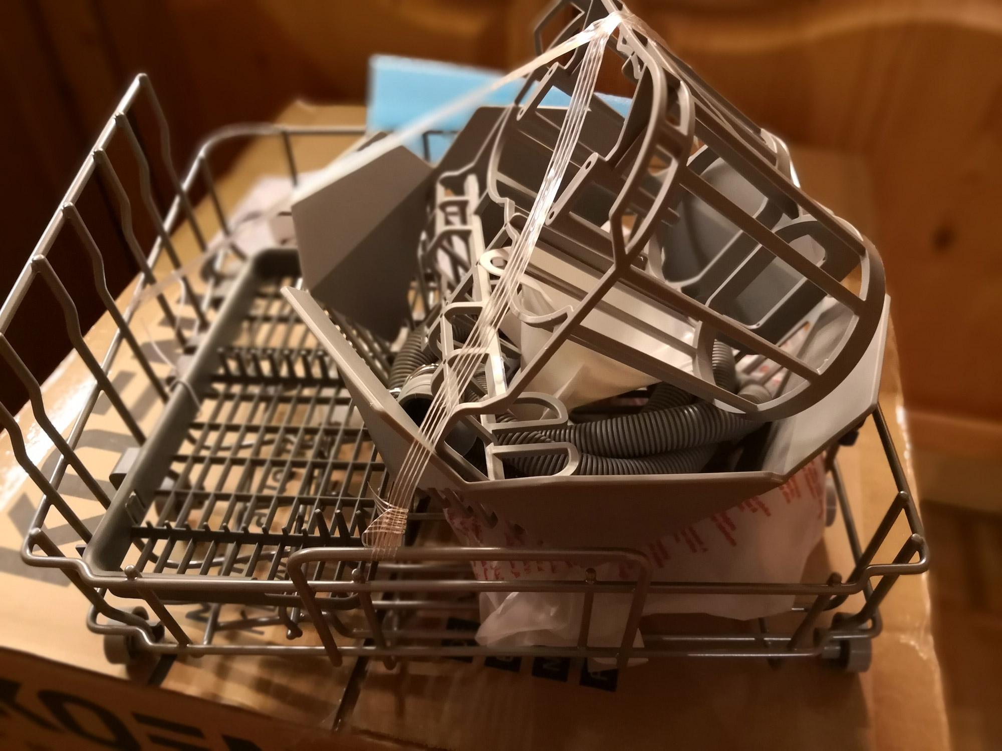 Favorit Saubere Sache: Der Koenic KDW 1112 Tisch-Geschirrspüler im Test AO13