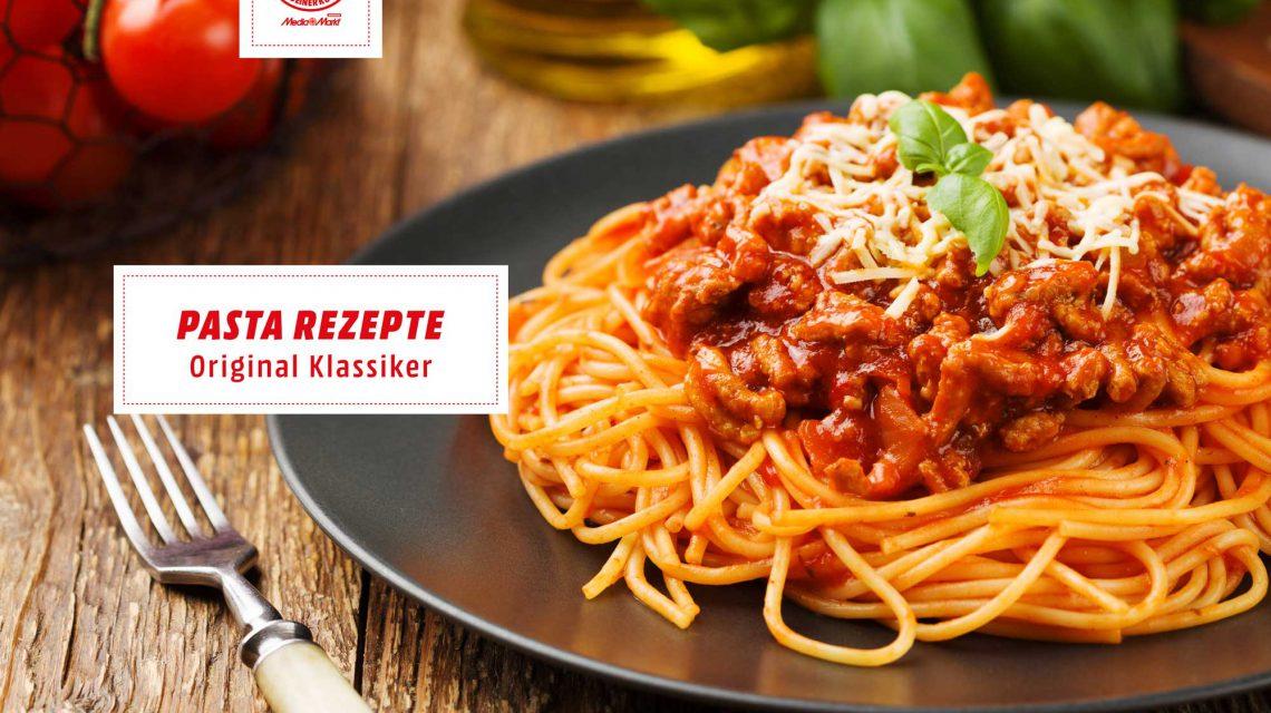 Titelseite Rezeptheft Pasta