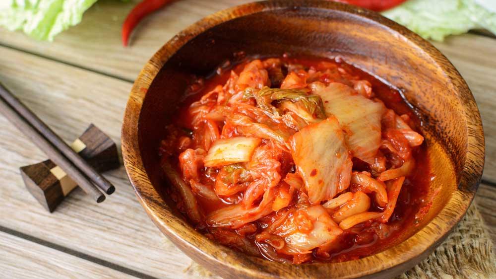 schnelles kimchi original koreanisch koch mit. Black Bedroom Furniture Sets. Home Design Ideas