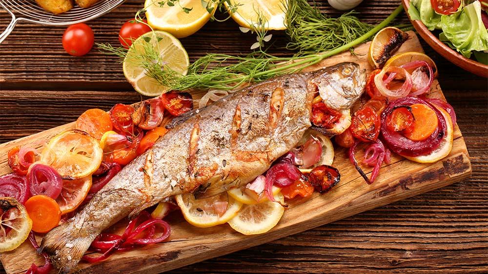 Fisch grillen leicht gemacht