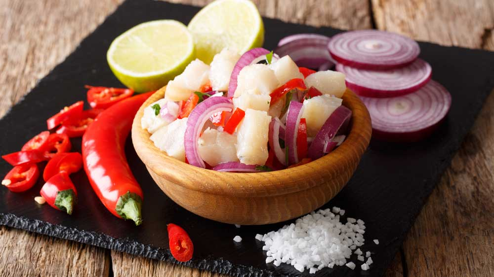 Ceviche: So gart man Fisch, ohne ihn zu kochen