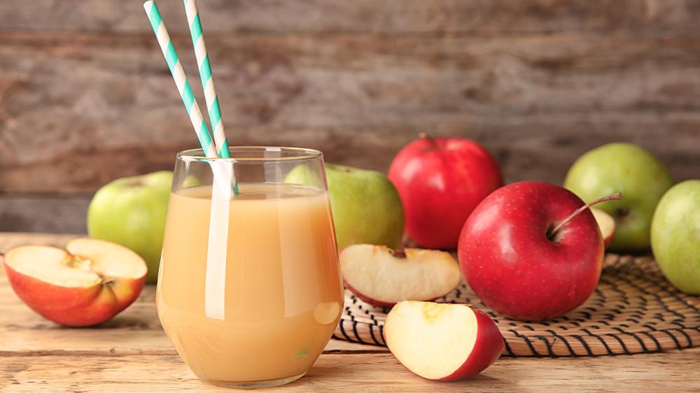 Apfelsaft selber machen