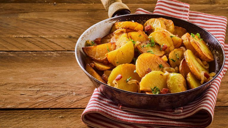 Bratkartoffeln richtig zubereiten