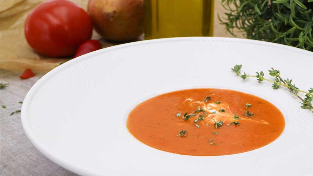 Tomatensuppe - der Klassiker