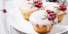 Zimtstern Muffins