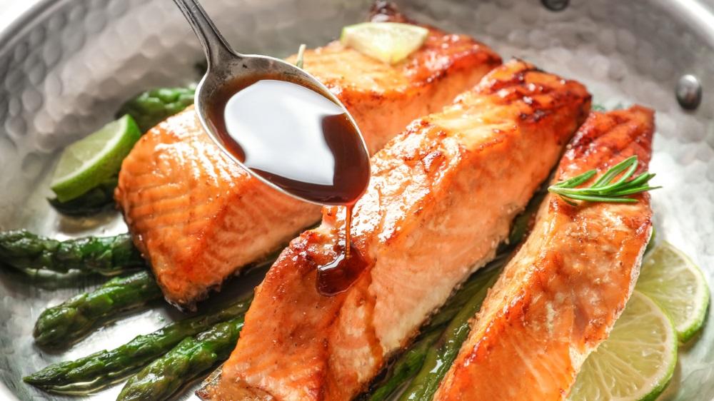Einfache Fischsauce