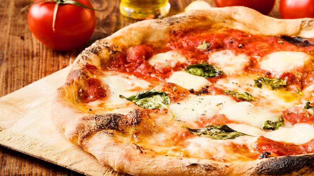 Pizza - das italienische Nationalgericht