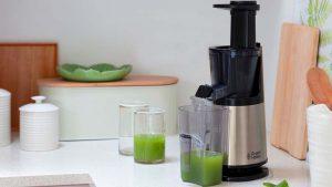 Rhabarbersaft aus dem Slow Juicer das Rezept • Koch Mit