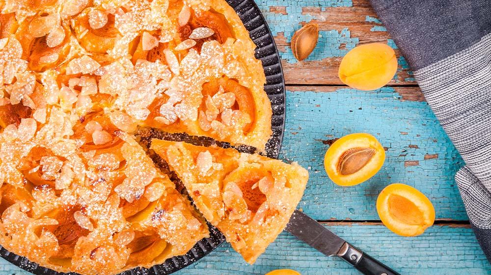 Aprikosenkuchen – lecker & saftig