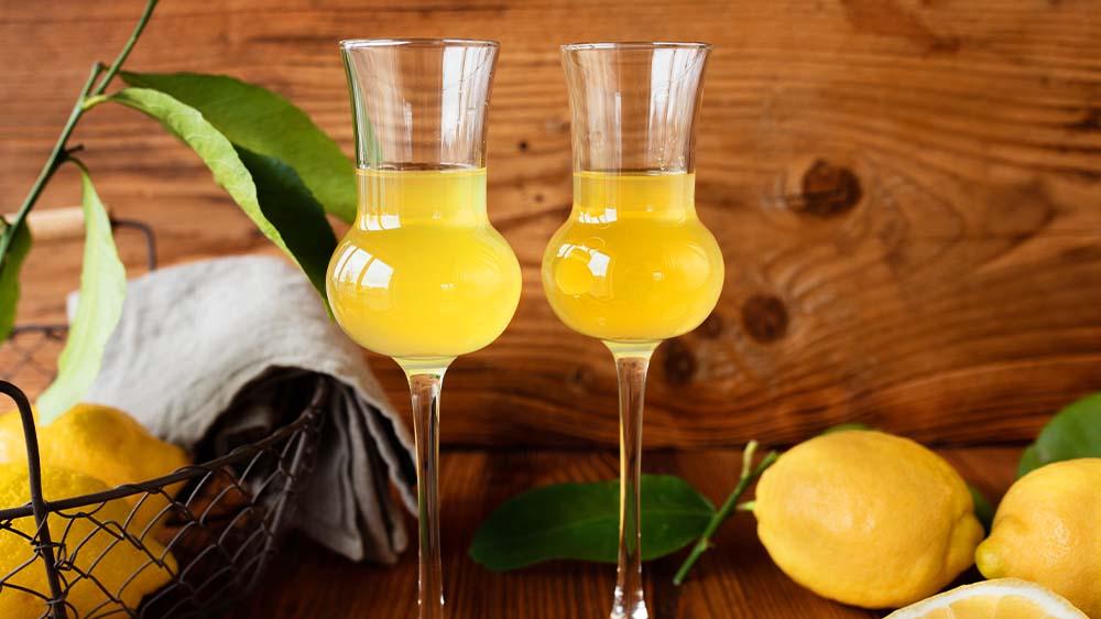 Limoncello – der italienische Zitronenlikör