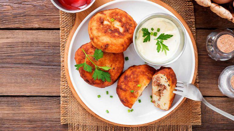 Kartoffelzrazy